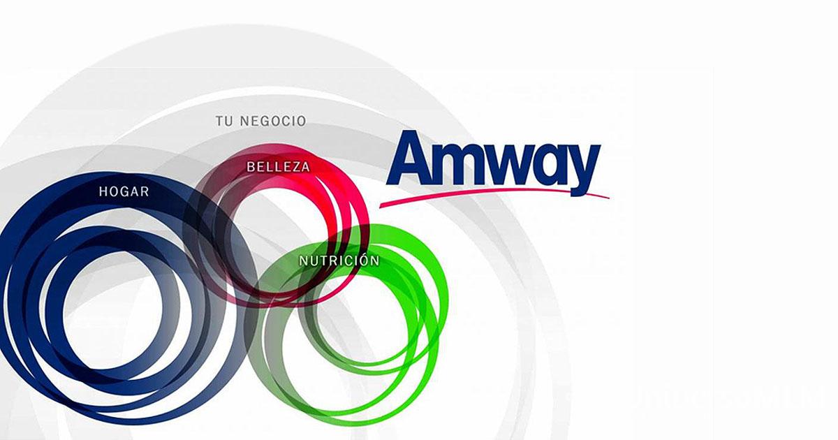 Amway, empresa líder en venta directa