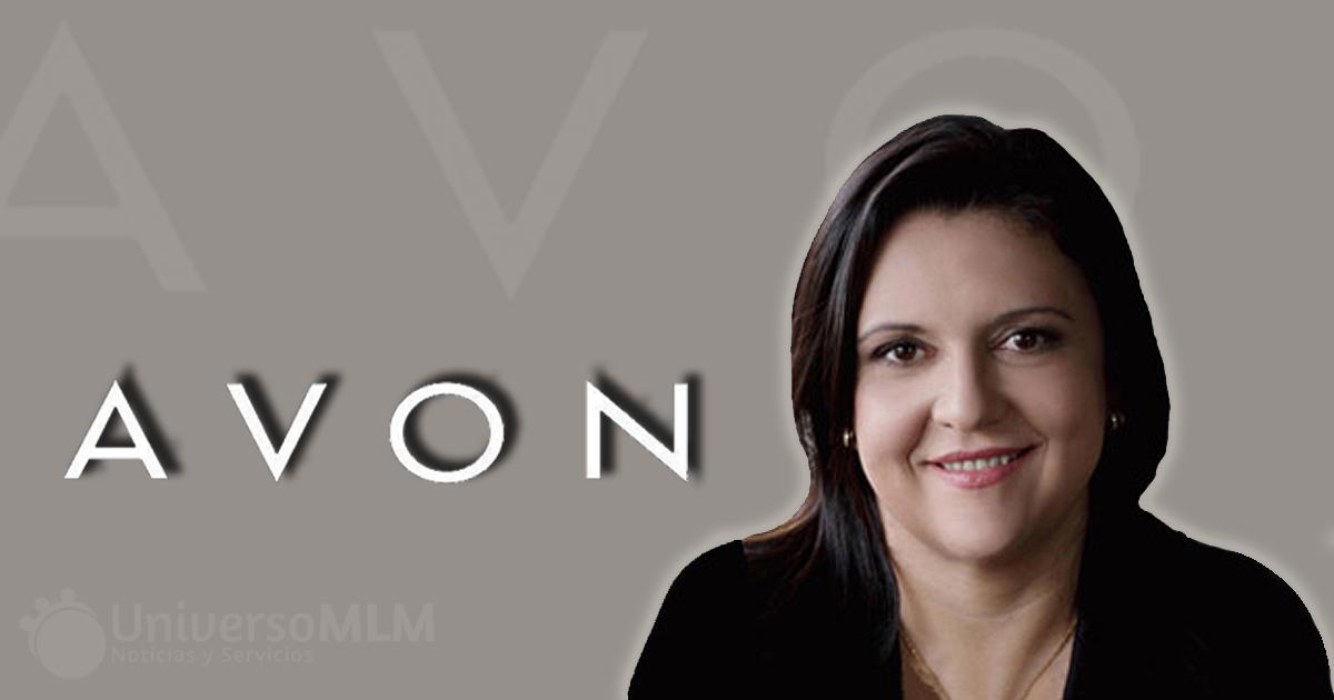 Marise Barroso, nuevo directivo de Avon en Brasil