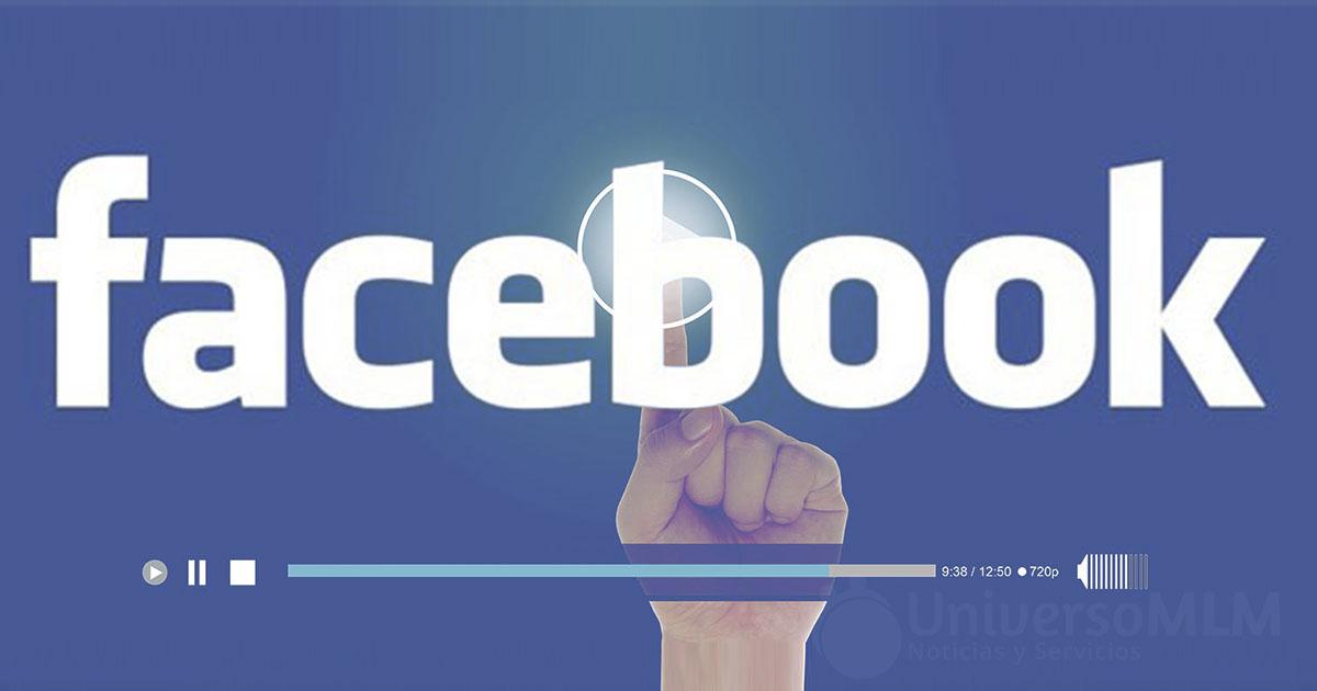 Facebook inserta publicidad en sus vídeos