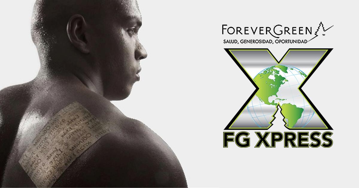 Powerstrips de ForeverGreen el parche para paliar síntomas menores de dolor