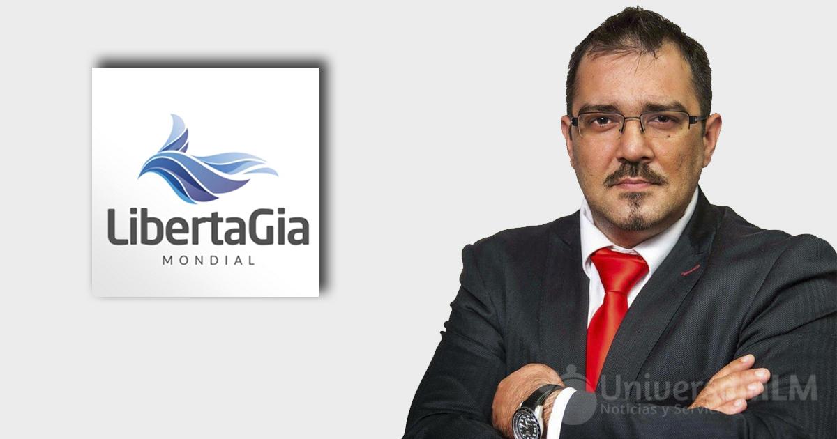 Rui Salvador, presidente y CEO de LIbertaGia
