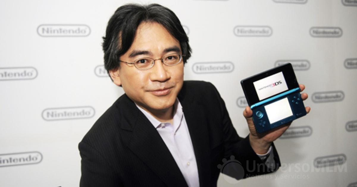 Muere el presidente de Nintendo
