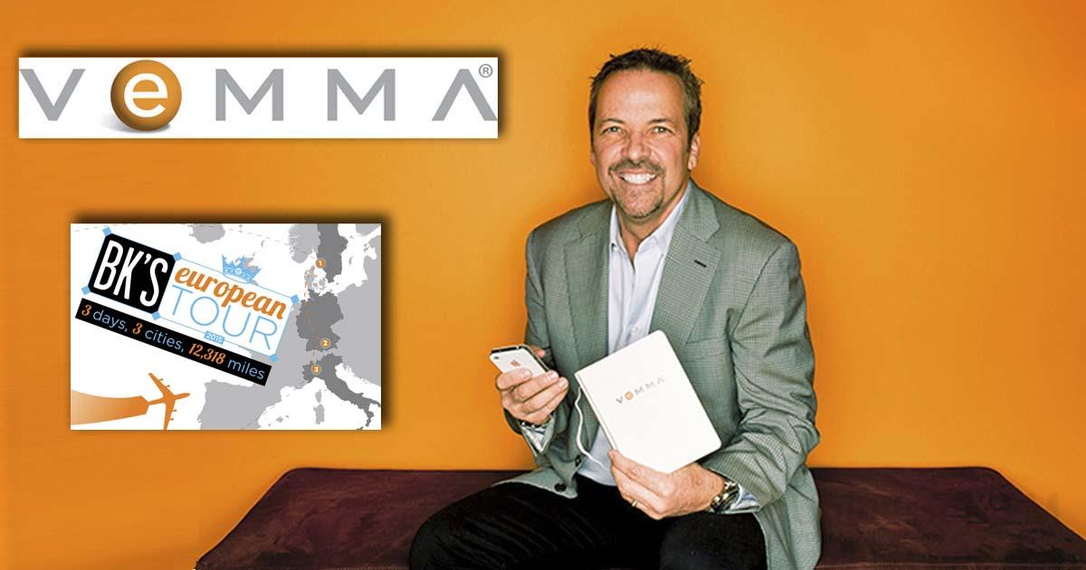Benson K. Boreyko, fundador y CEO de Vemma