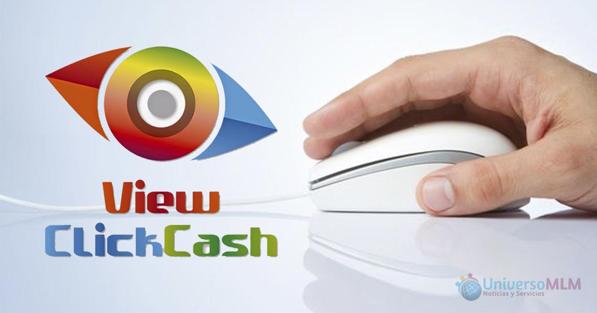 ViewClickCash realizará cambios en Agosto