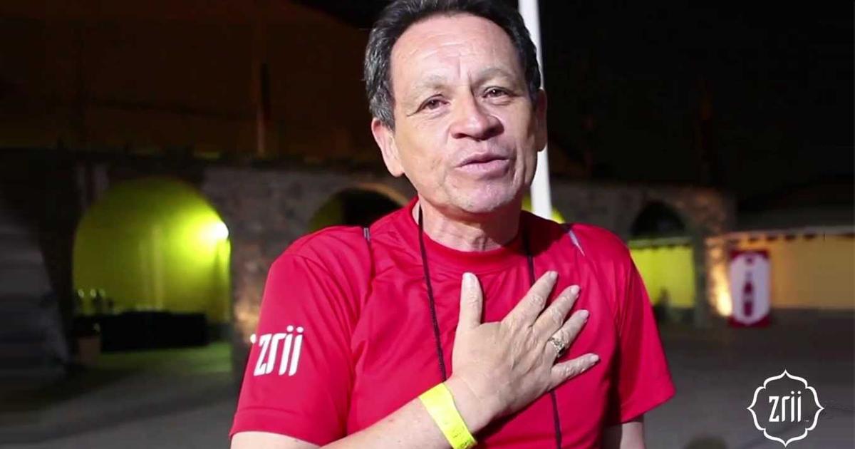 Antonio Mesa, un distribuidor colombiano al que Zrii le cambió la vida