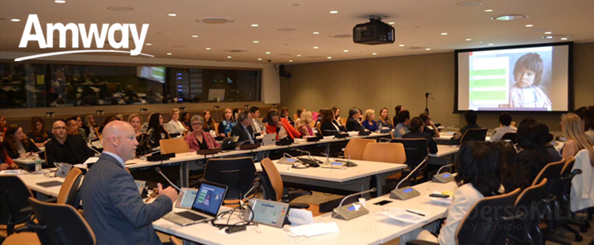 Amway participa en Ideagen UN Empowerporing Women & Women 2030 Summit
