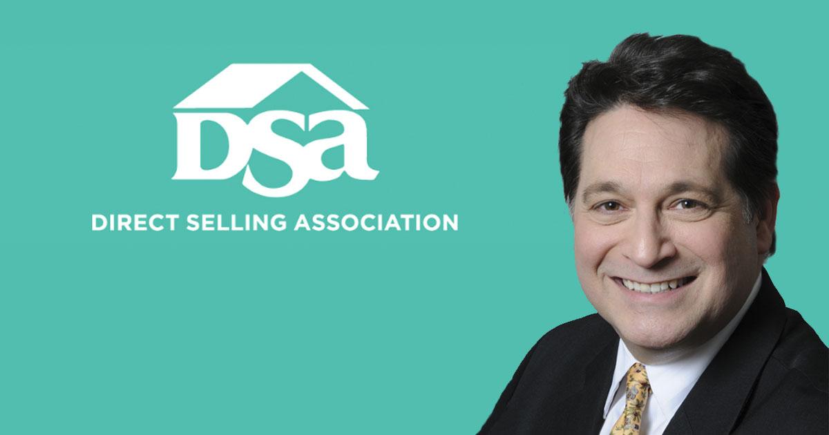 Joseph N. Mariano, presidente de la Direct Selling Assotiaion
