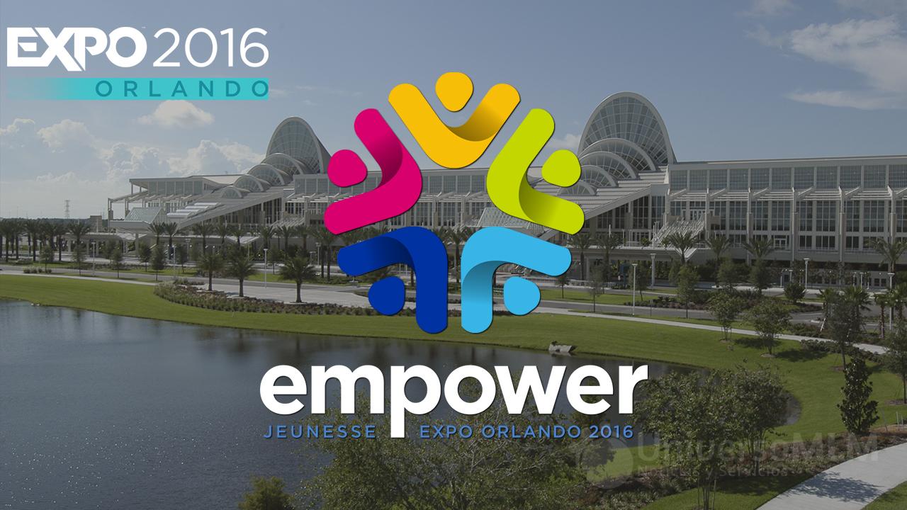 Empower en el Centro de Convenciones del Condado de Orange