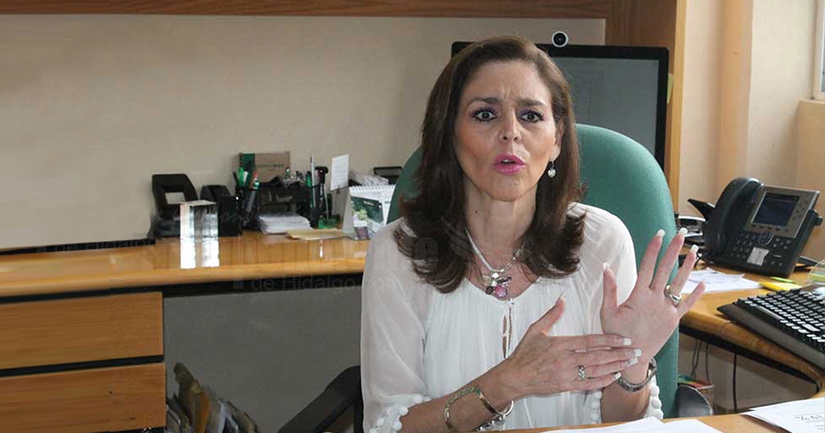 Pilar Sánchez Castañeda, subdelegada de Condusef