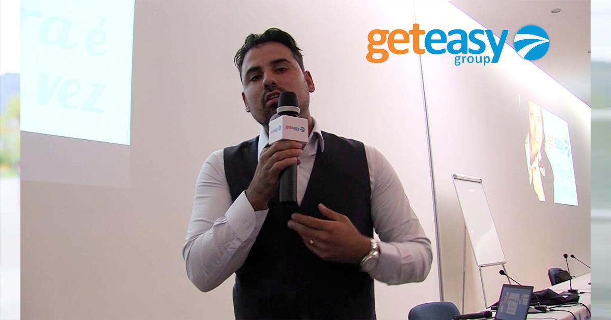 Tiago Fontoura, CEO de GetEasy