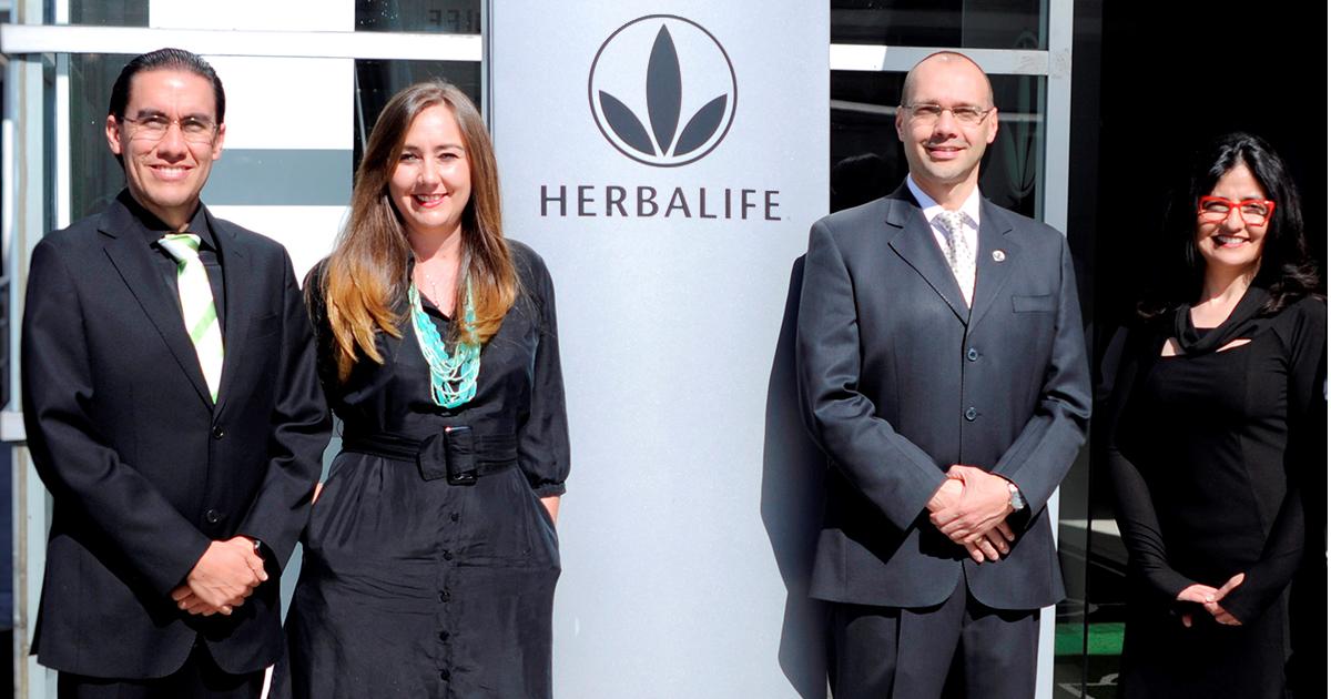 Herbalife Ecuador presenta su Informe Anual de resultados