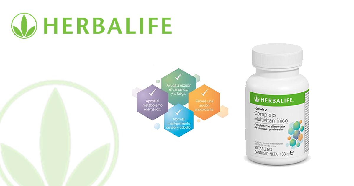 El Complejo Multivitamínico de Herbalife ya puede adquirirse en Uruguay
