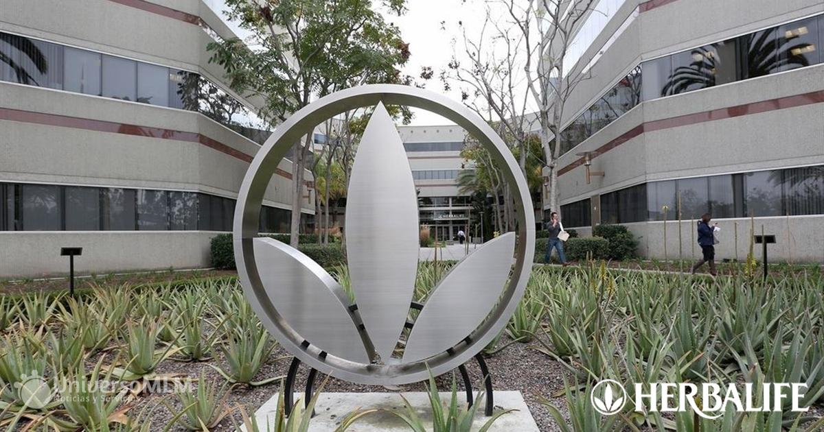 Sede de Herbalife en Torrance, California (EE.UU)