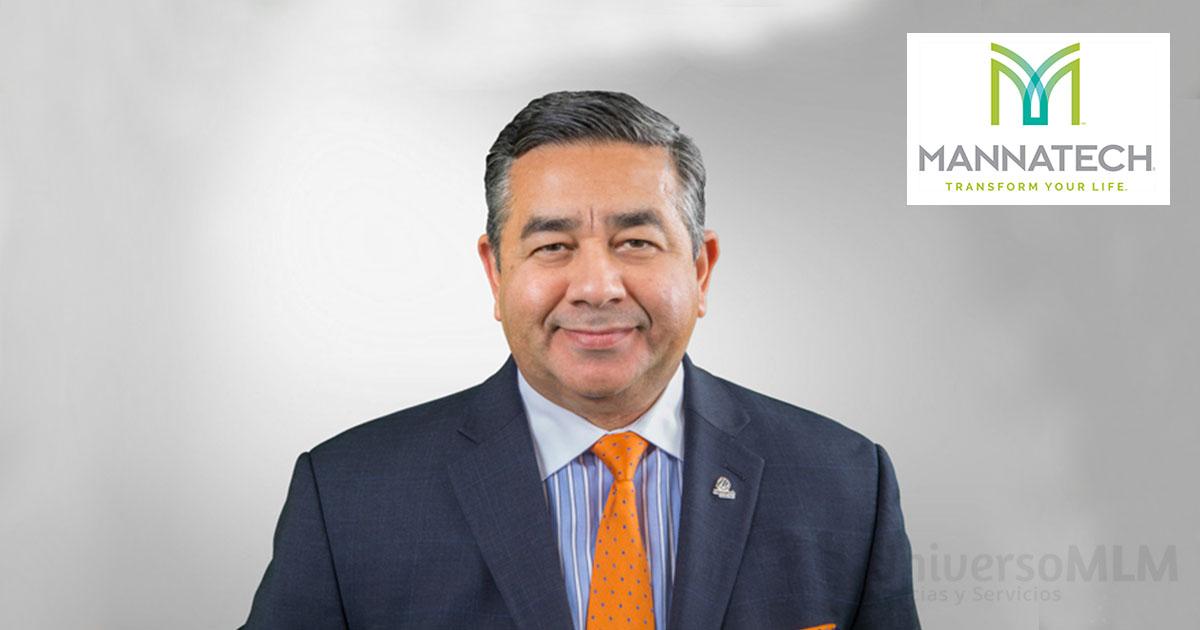 Alfredo Bala, CEO de Mannatech