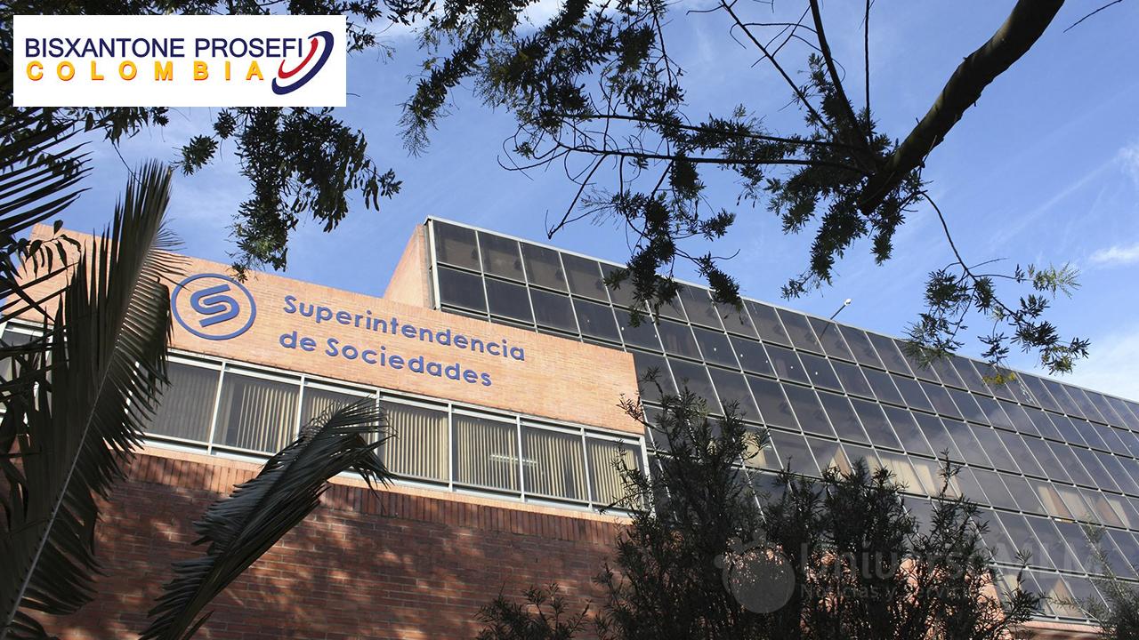 Bisxantone Prosefi intervenida por la Superintendencia de Sociedades