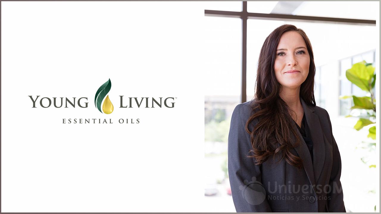 Janay Standifird, nueva Directora Financiera de Young Living