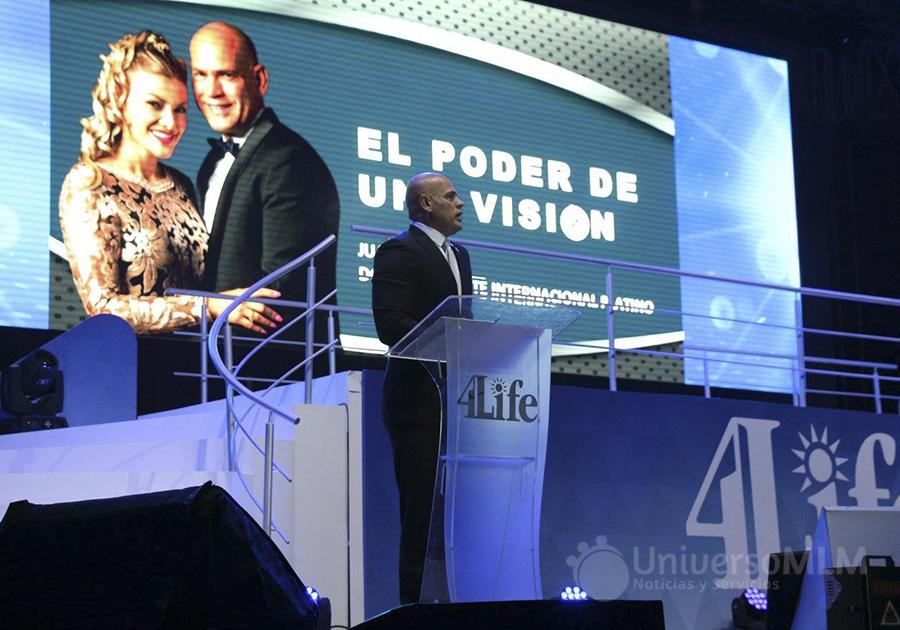 Juan Rosado - Encuentro empresarial 4Life Colombia