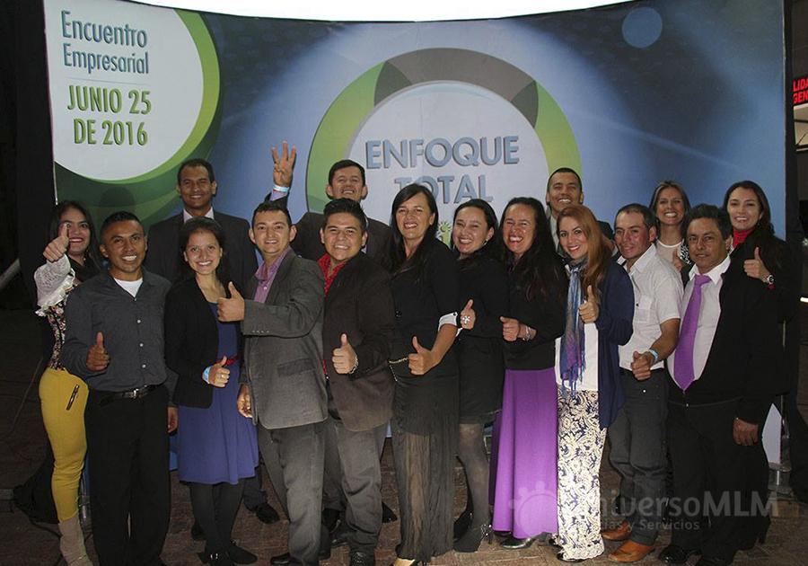 Encuentro empresarial 4Life Colombia