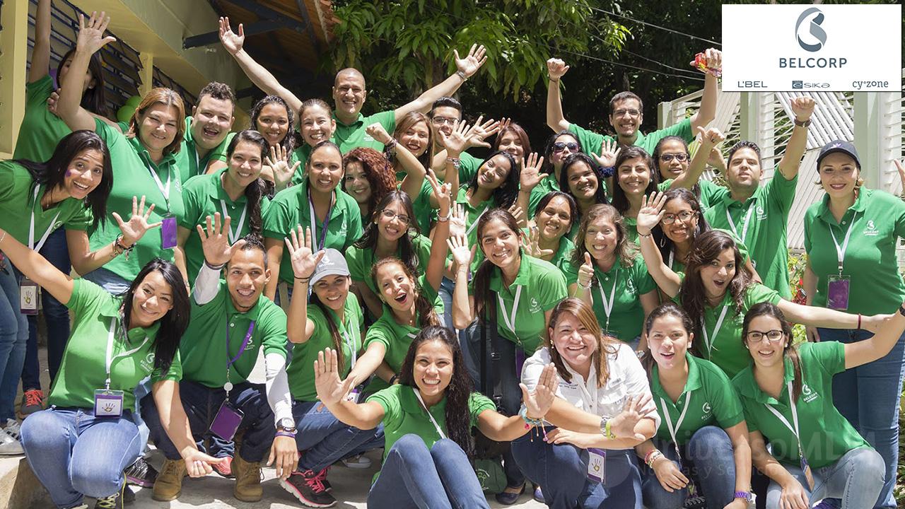 Voluntarios Belcorp