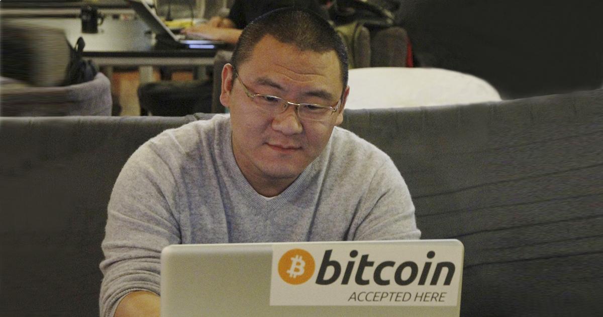 Chandler Guo, artífice del Bitbank