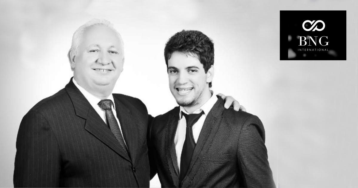 Joao Marcucci y Rogerio Alves
