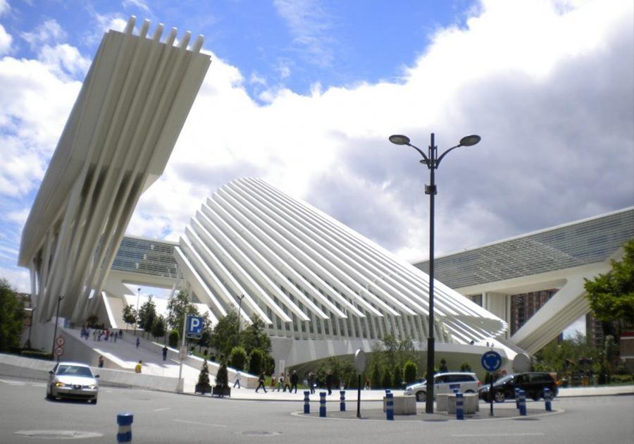 Centro Comercial Modoo de la ciudad de Oviedo (España)