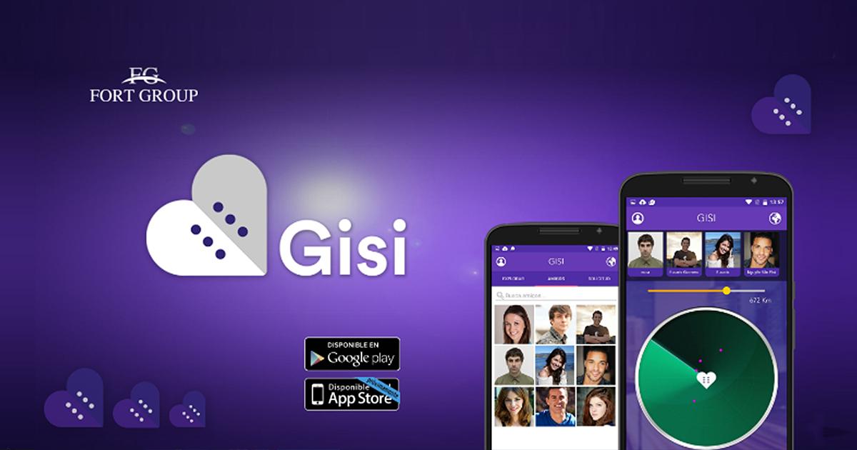 Gisi, la aplicación creada por el Grupo Fort