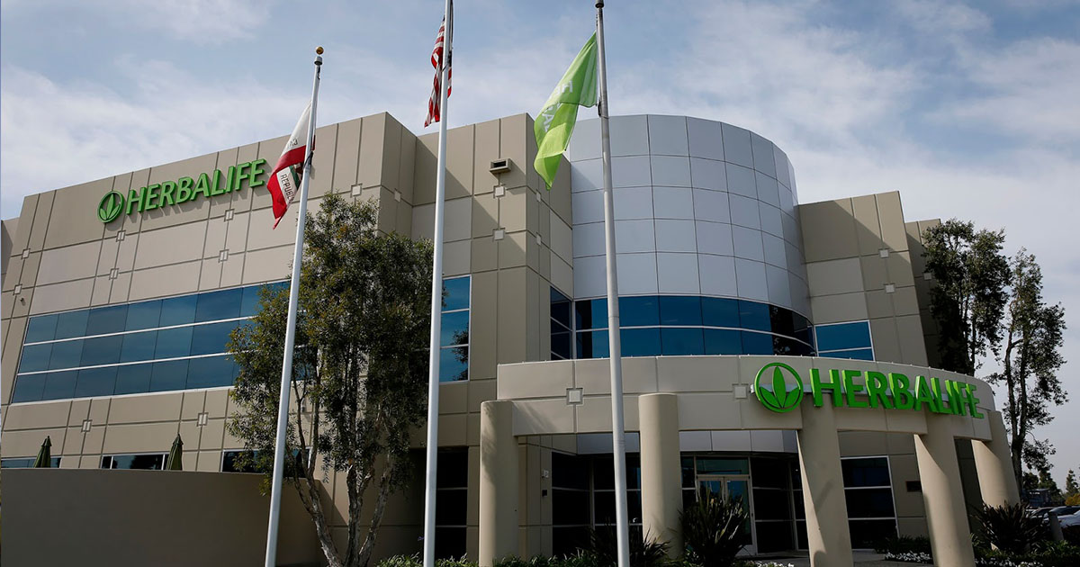 Herbalife es una de las empresas de venta directa más reconocidas en el mundo