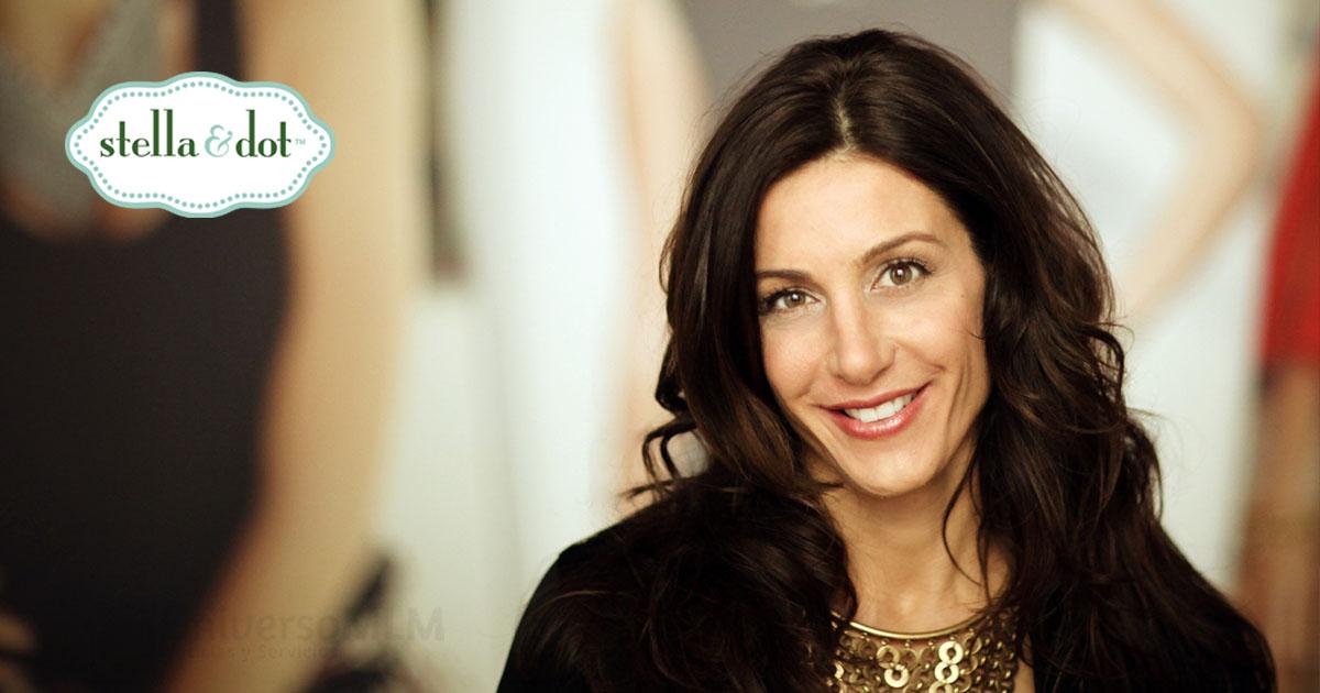 Jessica Herrin, fundadora y CEO de Stella & Dot