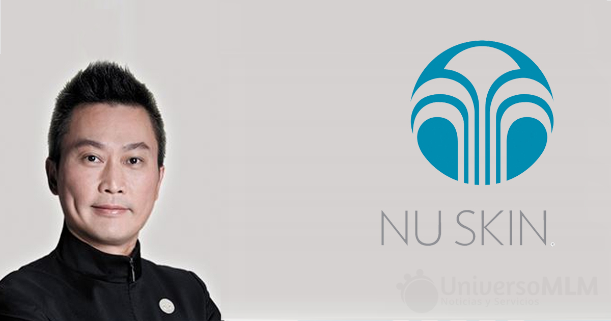 Andrew Fan, presidente de Nu Skin en China