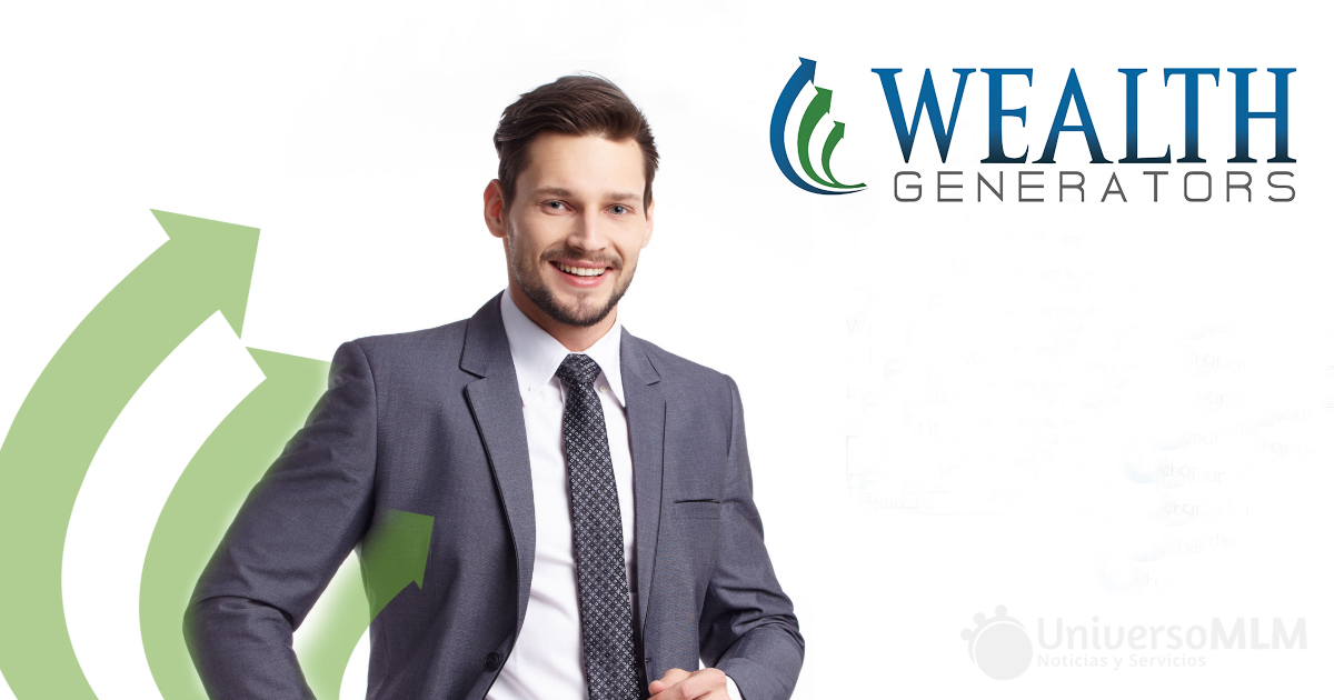 Wealth Generators, empresa de Network Marketing que ofrece servicios financieros