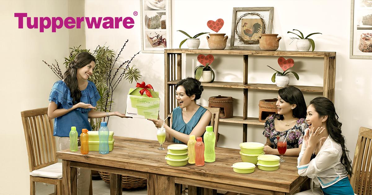 Tupperware presenta nuevo catálogo