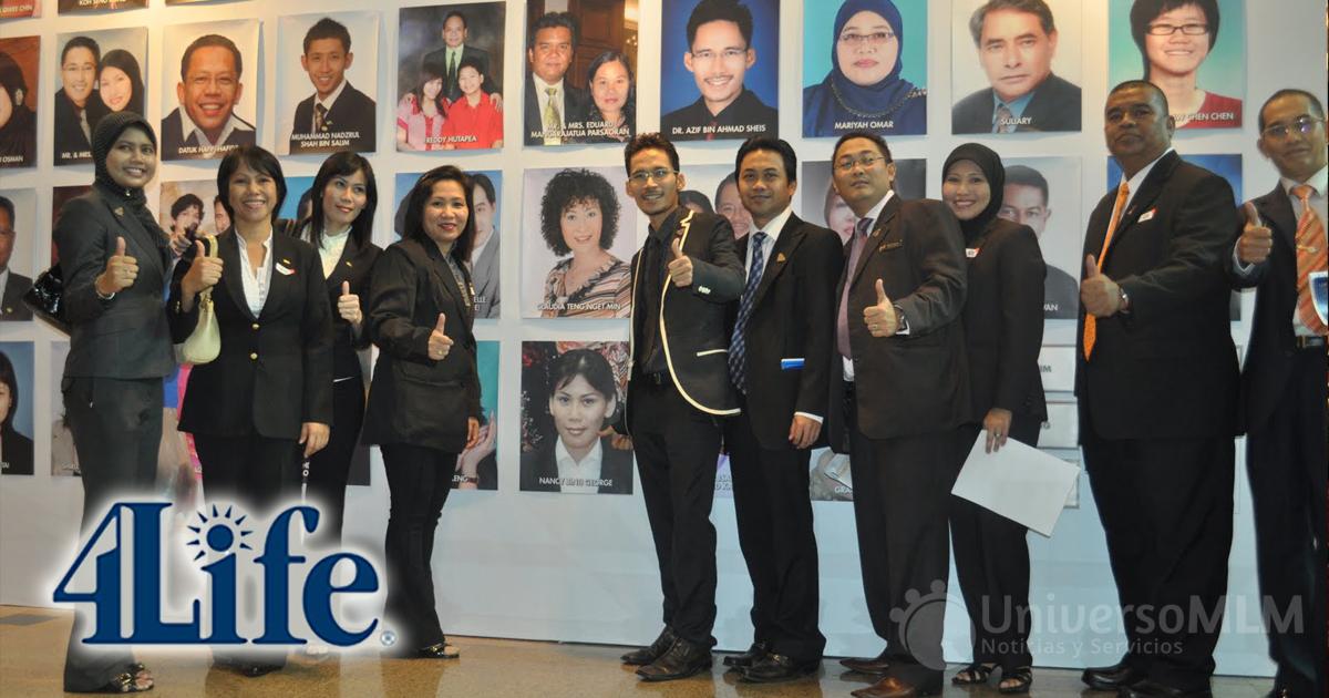 Distribuidores de 4Life en Malasia