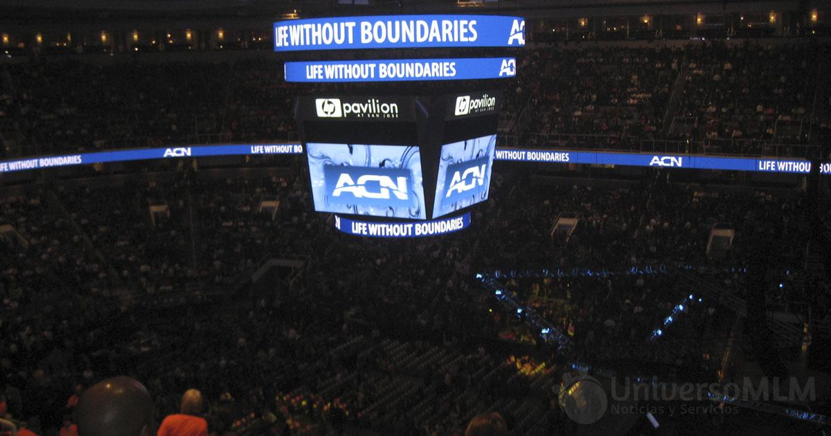 Imagen de un evento de ACN