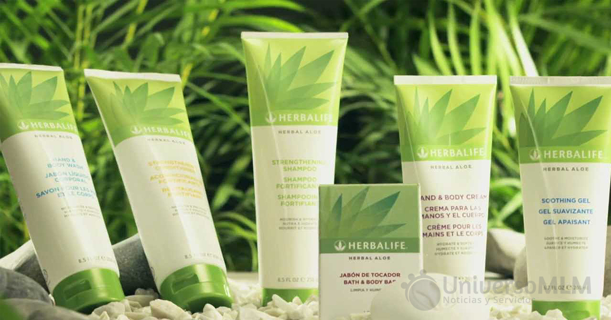 Gama de productos Herbalife