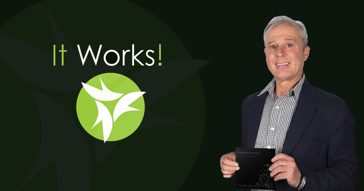 Luis Mijares, creador de los Wraps de It Works