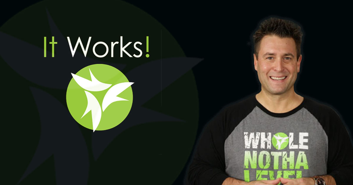 Mike Potillo, director de Ventas de It Works!