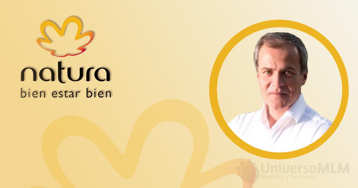 José Vicente Marino, deja el cargo de vicepresidente de Natura