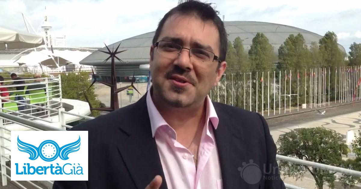Rui Salvador, CEO de Libertagia hasta el relevo de Cristina Vieira en el mes de mayo