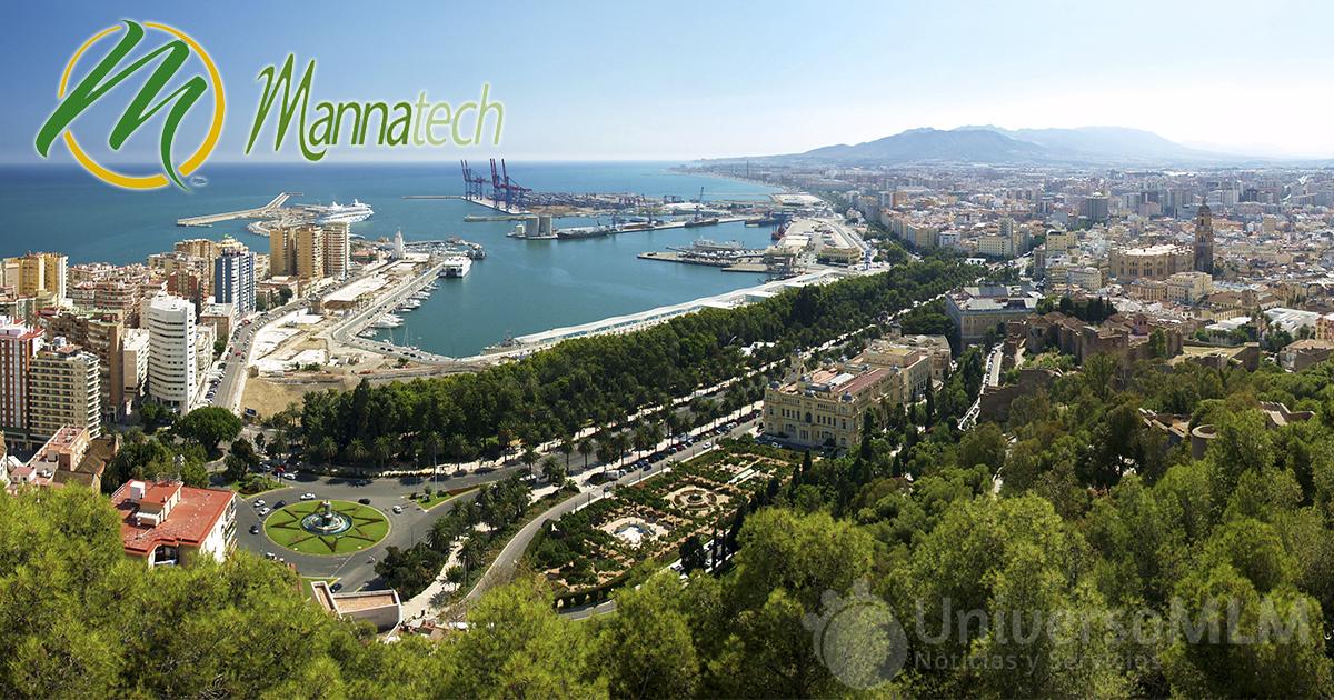 Convención europea de Mannatech en Málaga