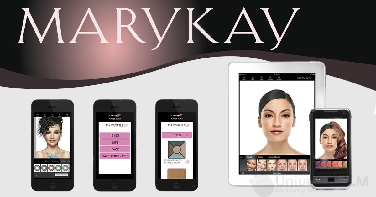 La App de Mary Kay, mejorada con nuevas opciones