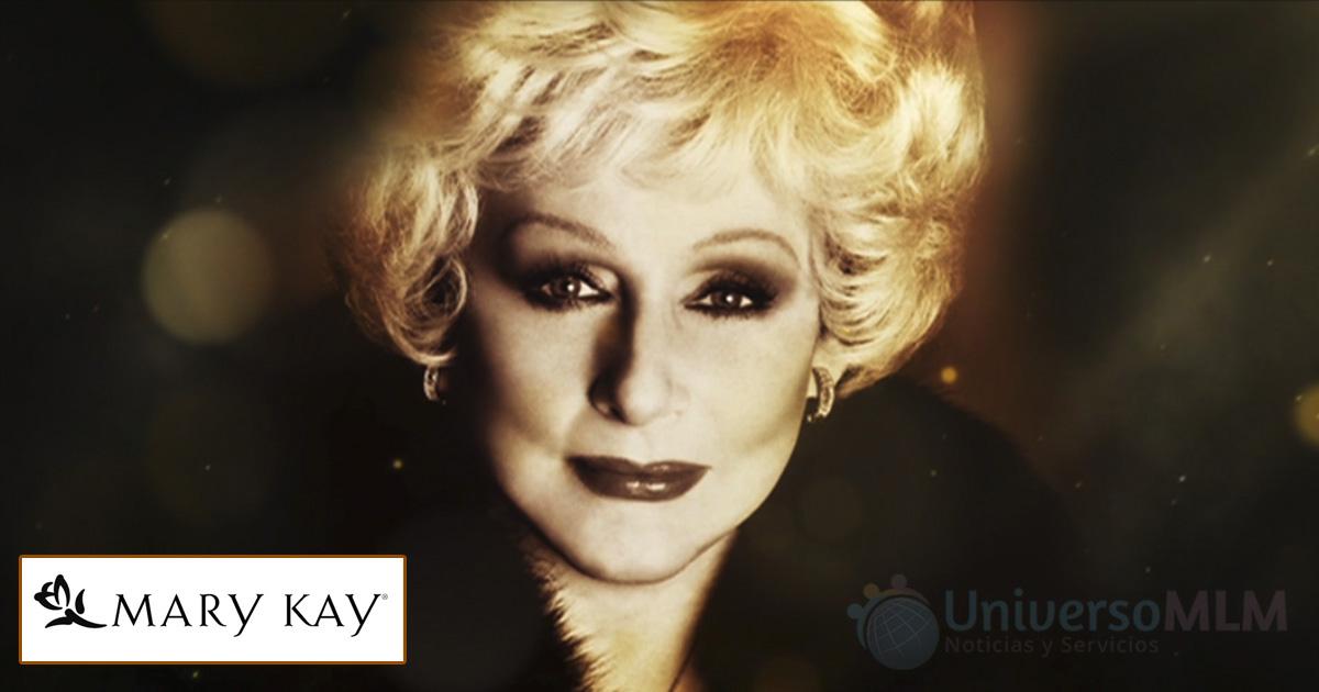 Mary Kay participa activamente en la lucha contra el cáncer