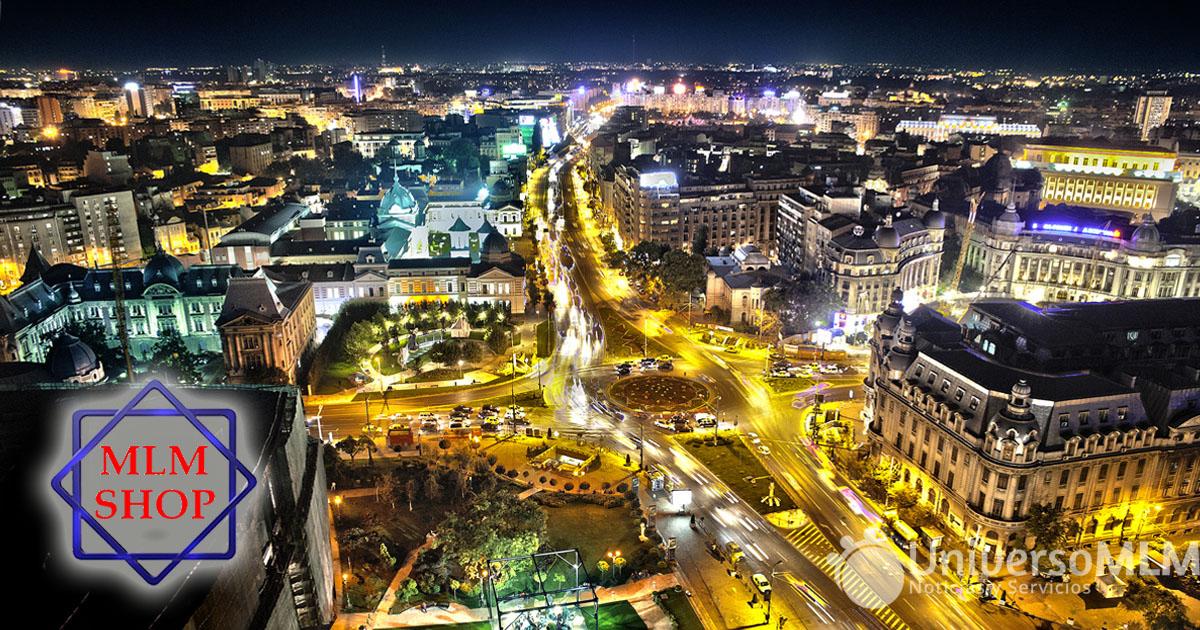 MLM Shop se expande a Rumanía