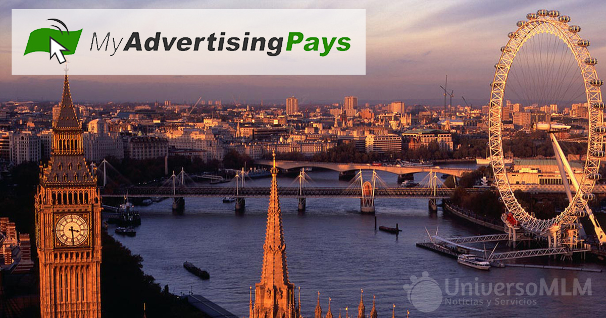 My Advertising Pays en Londres