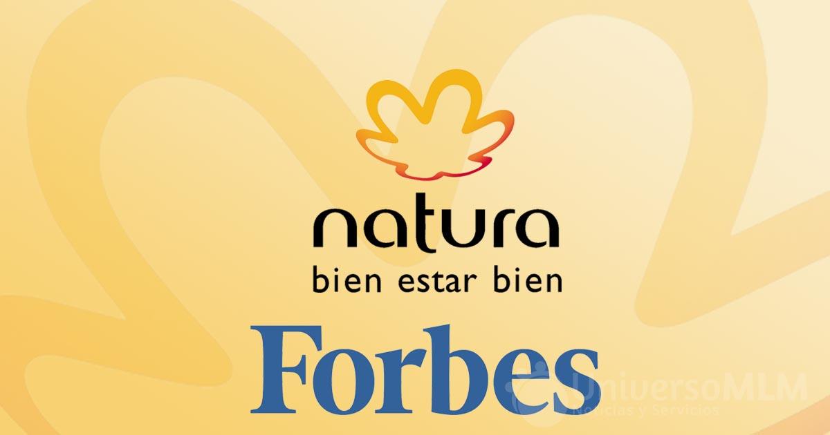 Naura Cosméticos reconocida por la revista Forbes