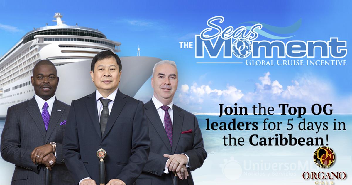 Holton Buggs, Bernie Chua y Shane Morand, líderes de OG
