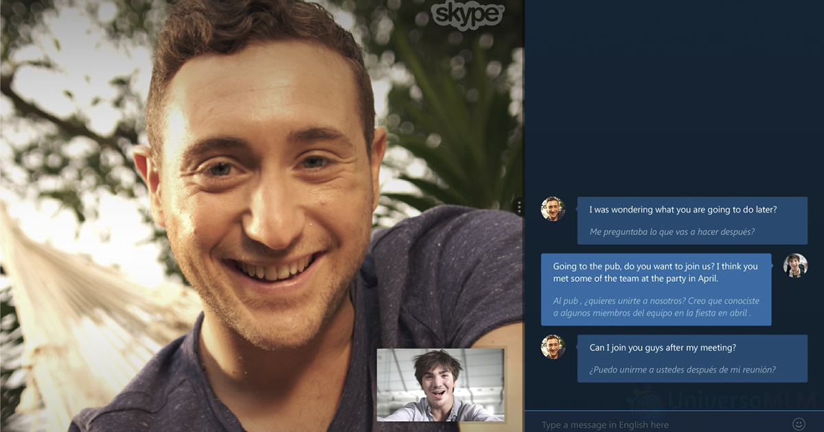 Skype Translator se integrará en Skype antes de final de verano