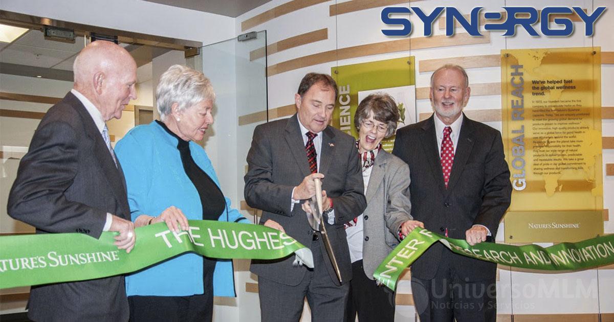 Nuevo Centro Hughes de Synergy