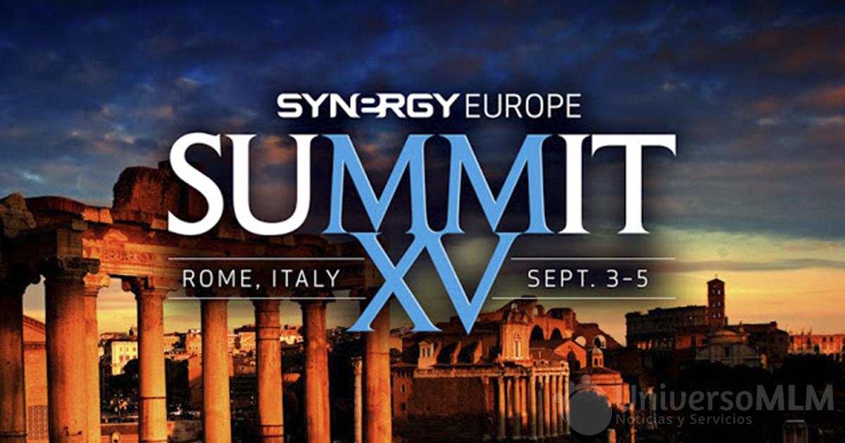 Cumbre anual de Synergy