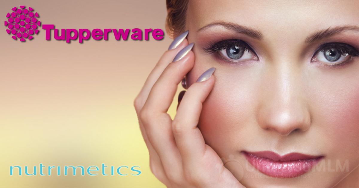Tupperware venderá cosméticos Nutimetics